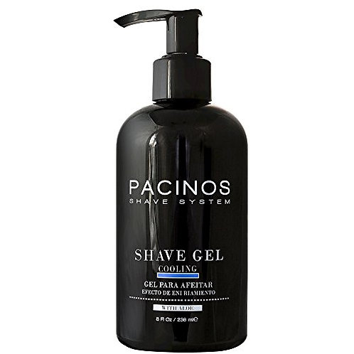 PACINOS SHAVE GEL COOLING