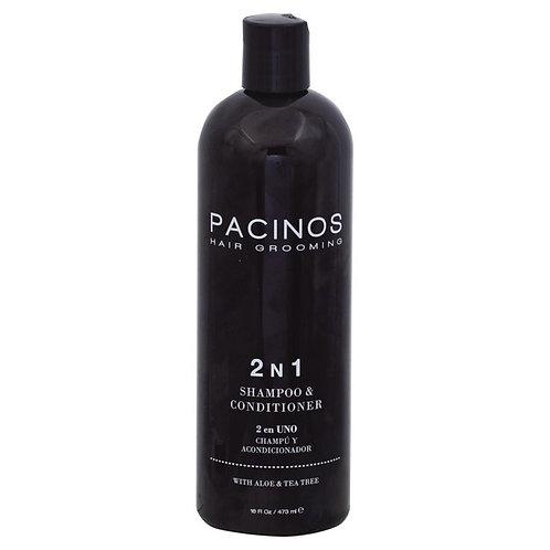 PACINOS 2 EN 1 SHAMPOO