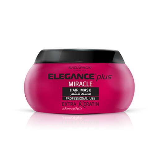 ELEGANCE MIRACLE HAIR MASK KERATIN