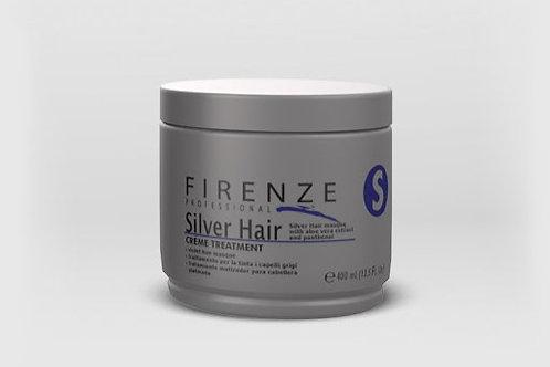 FIRENZE SILVER HAIR TRATAMIENTO 400 ML