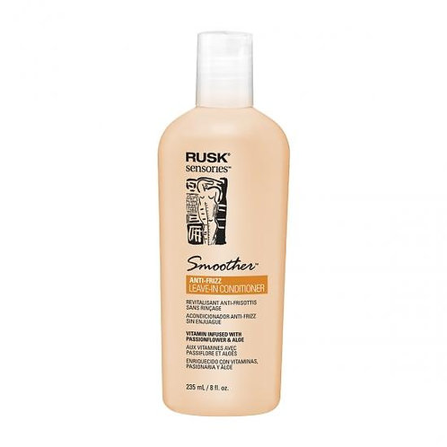 RUSK SMOOTHER ANTIFRIZZ LEAVE-IN 13.5 OZ