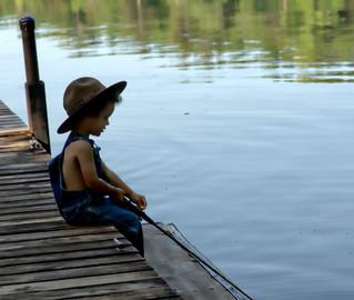 Camping Big Canoe Style