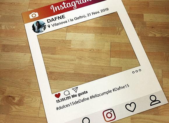Photocall Instagram