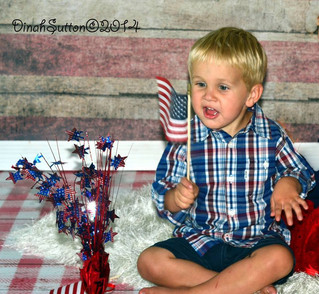 Book YOUR 4th of JULY Session