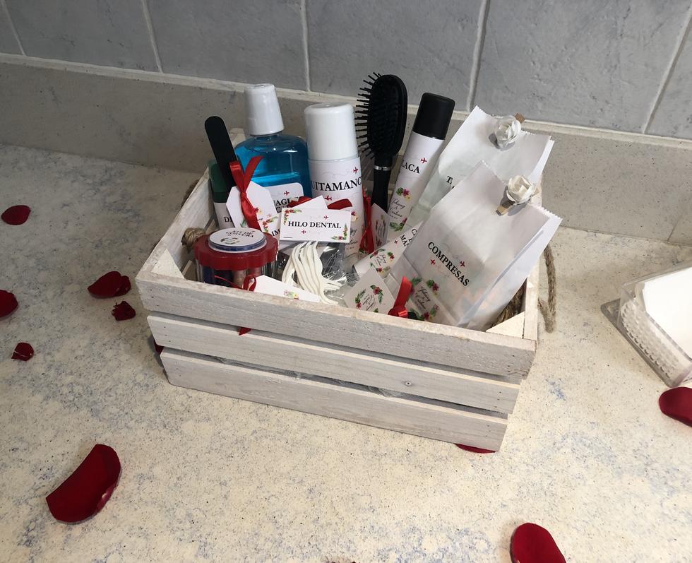 Kits de baño