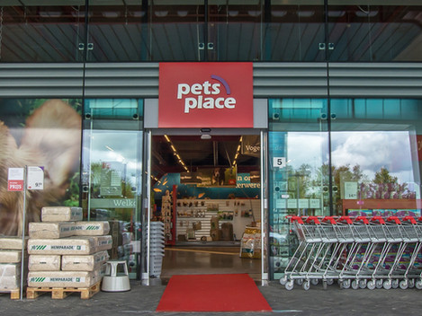 Vernieuwde winkels Rotterdam