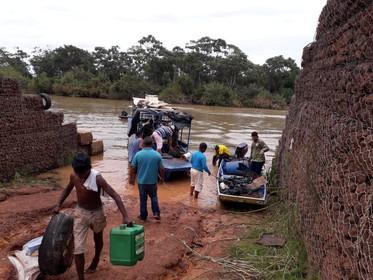 Secima realiza Operação Limpeza no Rio Araguaia