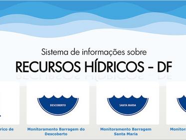 Convênio entre ADASA e CRPM fortalece o monitoramento dos Recursos Hídricos no DF