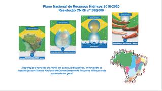 Processo participativo de elaboração do PNRH 2021-2040