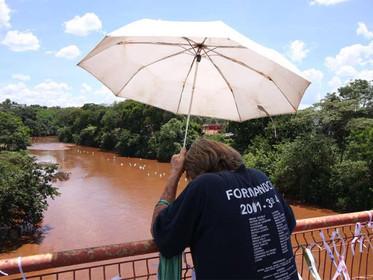 Igam acredita que é possível resgatar o Rio Paraopeba, atingido por rejeitos de barragem