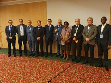 Rede Internacional de Organismos de Bacia realiza convenção em Marrakech, Marrocos