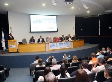 Especialistas debatem lições das crises hídricas recentes e perspectivas futuras sobre o tema