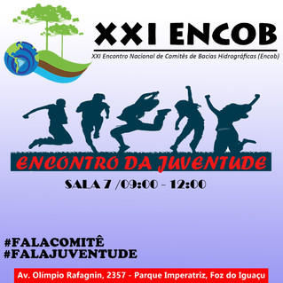 Encontro Juventude é realizado durante o XXI Encob