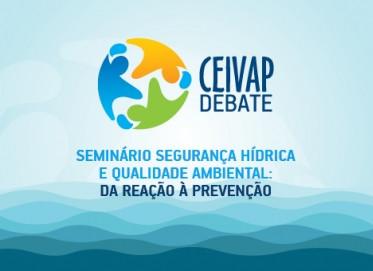CEIVAP Debate aborda cases de sucesso e reflexões sobre a gestão de crise hídrica