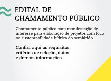 CBHSF abre Chamamento Público para projetos na região do Semiárido