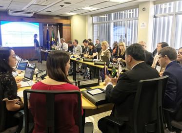 Brasil e União Europeia compartilham experiências sobre gestão integrada de recursos hídricos