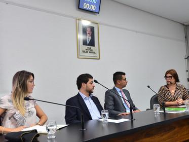 Proteção da Bacia do Meia Ponte é debatida em audiência pública na Alego