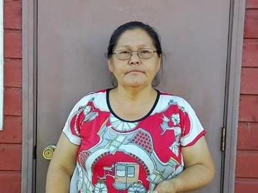 Nancy Mancilla, lideresa del agua