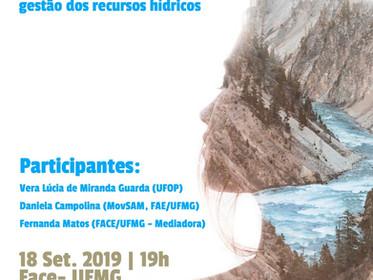 Gênero e Água - a participação da mulher na gestão dos recursos hídricos.