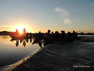 WWF-Brasil e Tanac/Tanagro promovem ações especiais na bacia do rio Camaquã