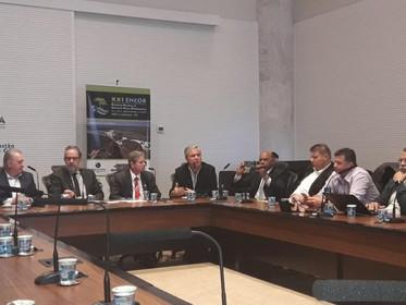 Lançamento oficial do XXI ENCOB ocorreu em Curitiba