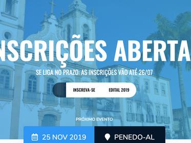 São Francisco: Circuito Penedo de Cinema 2019
