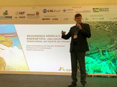 Arena Expo: Segurança Hídrica e Energética