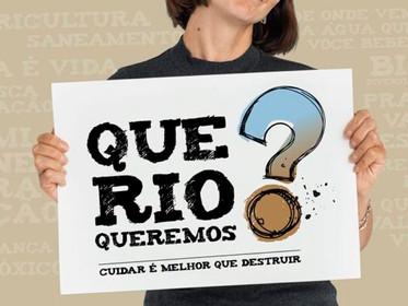 Campanha: Que Rio Queremos?