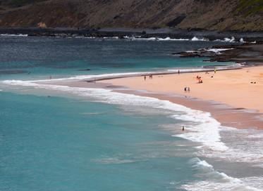 Ministério alerta para o cuidado com praias e recifes