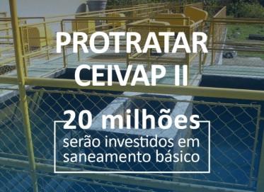 Abertas as inscrições para o PROTRATAR CEIVAP II