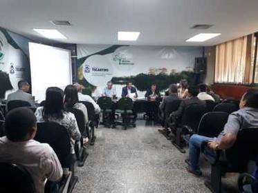 Conselho Estadual de Recursos Hídricos aprova criação do Comitê de Bacia Hidrográfica do Rio Palma
