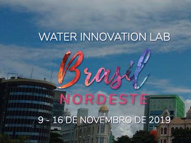 Waterlution realizará imersão em Recife sobre inovação