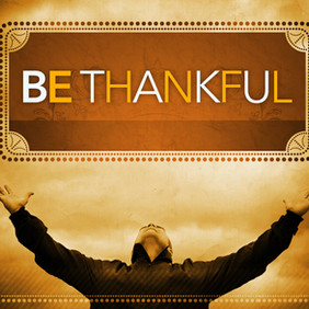 Thankful In All Things