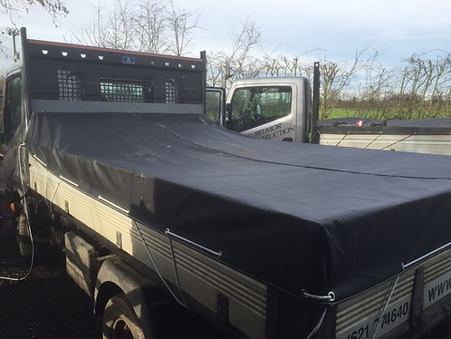 7ft Wide Van Tipper Covers