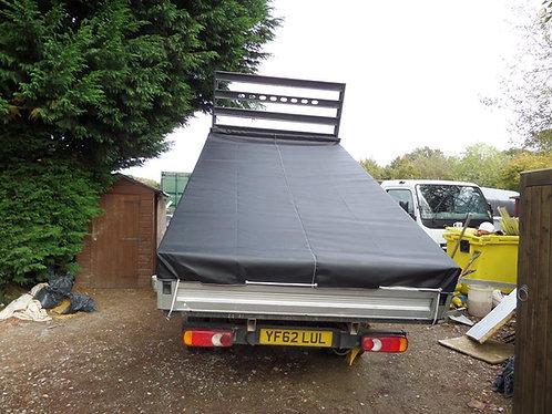9ft Wide Van Tipper Covers