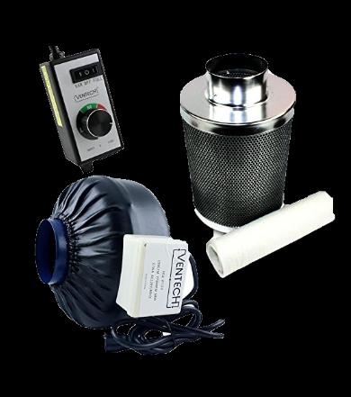 VenTech Exhuast Fan System