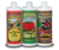 Fox Farm Trio Organic Cannbis Nutrients