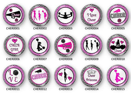 Cheerleader CHER0001-CHER0015