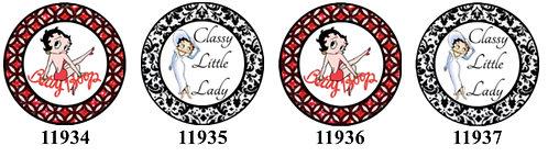 Betty Boop 11934-11937