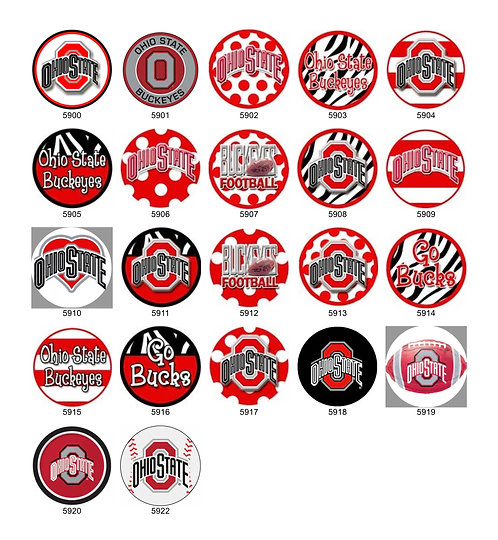 Ohio State Inspired Collection