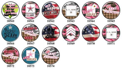 Army Girl 10560-10574