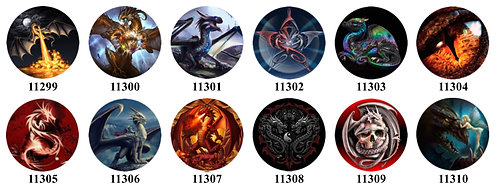 Dragons 11299-11310