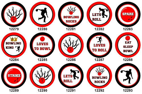 Bowling Guy 12279-12293