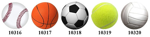 Sports Balls - 10316-10320