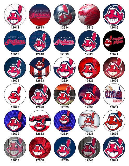 Cleveland Indians 12612-12641