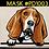 Thumbnail: Peeking Dogs #PD1001-PD1015