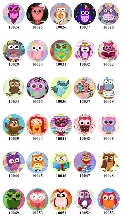 Sweet Owls - 10024-10053