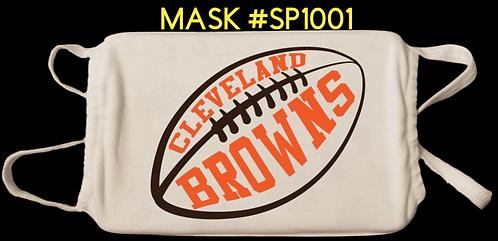 Cleveland Browns #SP1001-SP1009
