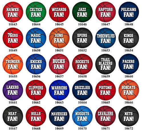 Basketball Fan 10643-10672