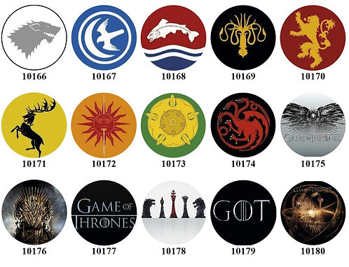 Game of Throne - 10166-10180